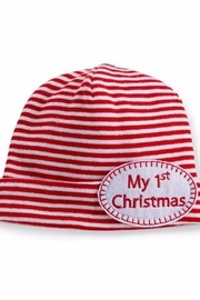 MUDPIE First Christmas Hat - Front cropped