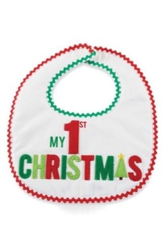 Shoptiques Product: First Christms Bib