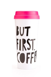 ban.do First Coffee Mug - Product Mini Image