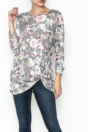First Look Floral Tunic - Product Mini Image