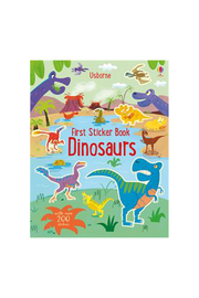 Usborne First Sticker Book Dinosaurs - Product Mini Image