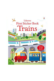 Usborne First Sticker Book Trains - Product Mini Image