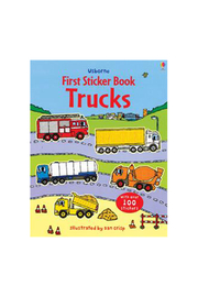 Usborne First Sticker Books Trucks - Product Mini Image