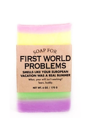 WHISKEY RIVER SOAP CO. First World Soap - Product Mini Image