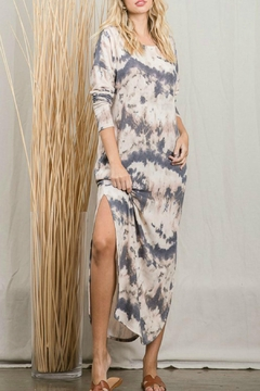First Love Cheyenne Tie Dye Dress - Product List Image