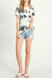 First Love Cheyenne Tie Dye Top - Side cropped