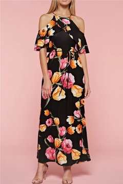 First Love Cold Shoulder Maxi - Product List Image