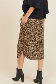First Love Midi - Back cropped