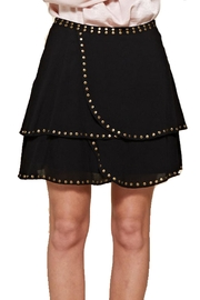 First Love Layered Grommet Skirt - Product Mini Image