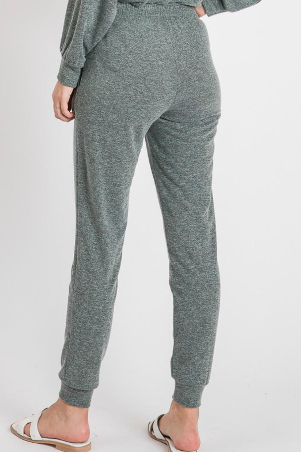 First Love Stella Basic Joggers - Side Cropped Image