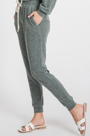 First Love Stella Basic Joggers - Front full body