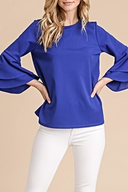 First Love The Tinsley Top - Front cropped