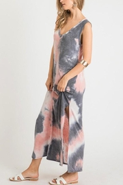 First Love Tie-Dye V-Neck Maxi - Other