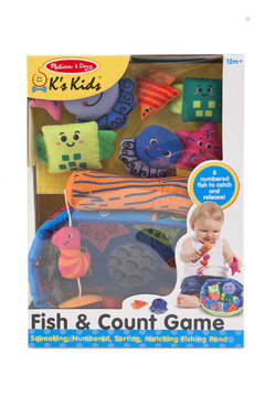 Melissa and Doug Fish & Count Game - Alternate List Image