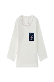 petit bateau Fish Pocket Tee - Front cropped