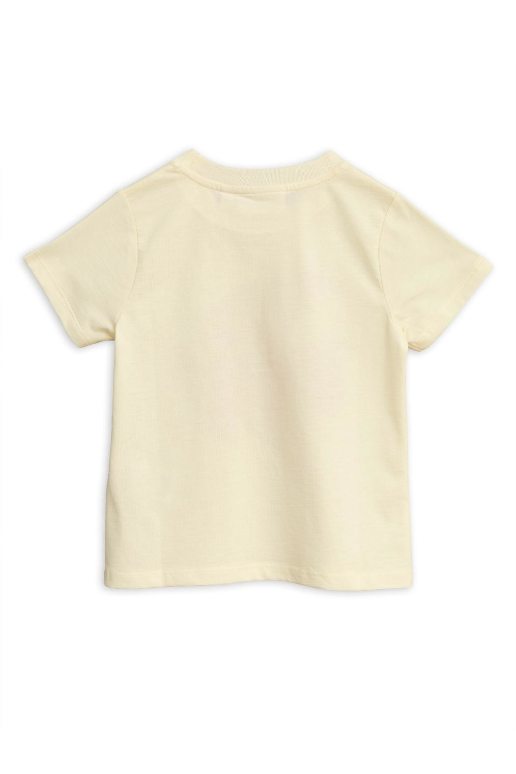 Mini Rodini Fish T-Shirt - Side Cropped Image