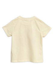 Mini Rodini Fish T-Shirt - Front full body