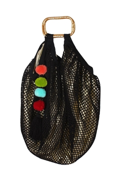 Shoptiques Product: Fishnet Handbag