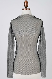 Minx Fishnet Top - Product Mini Image