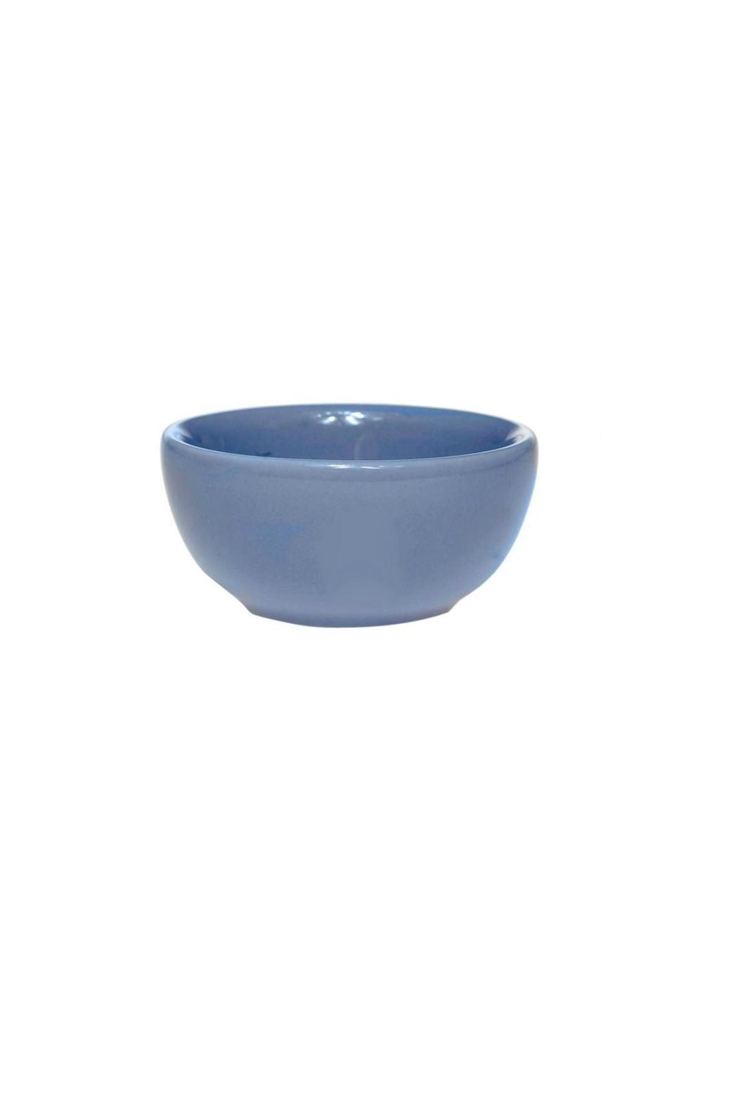 Fishs Eddy Blue Nut Bowl - Front Cropped Image