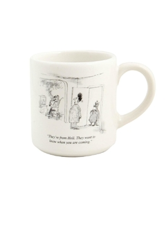 Fishs Eddy From Hell Mug - Product List Image