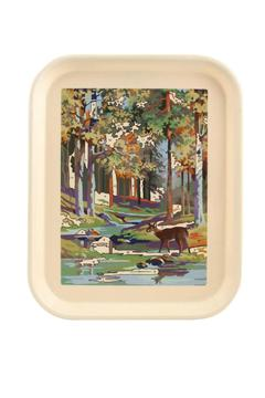 Shoptiques Product: Painted Deer Tray