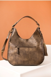 Simply Noelle Fishtail Hobo Bag - Product Mini Image