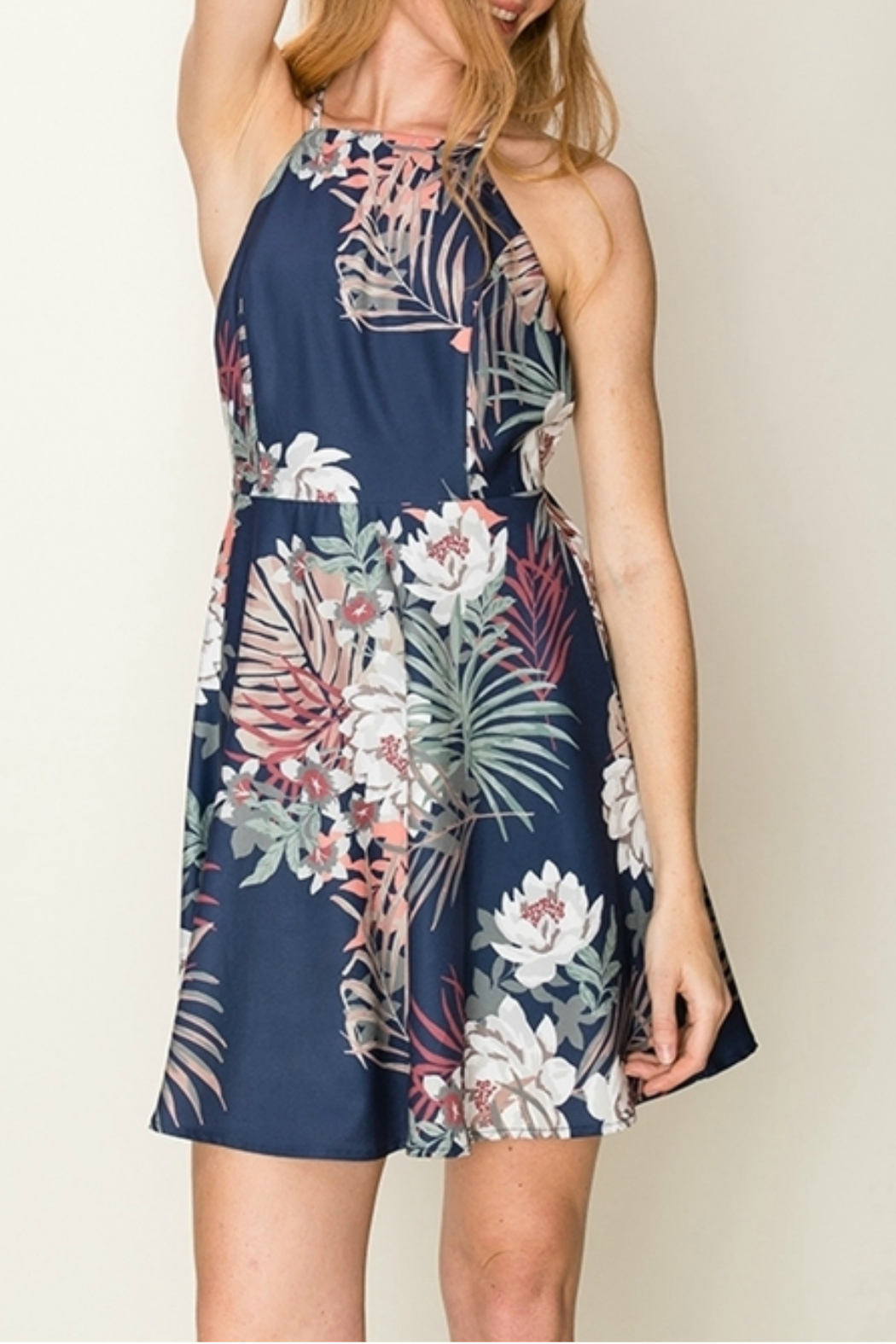 HYFVE Fit and flare Dress - Main Image