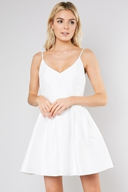 Do & Be Fit-And-Flare Dress - Front cropped