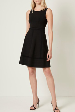 French Connection FIT AND FLARE DRESS - Product List Image