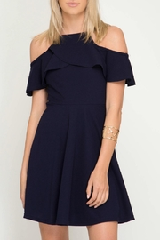 She + Sky Fit Flare Dress - Product Mini Image