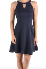 Aryeh Fit & Flare Dress - Product Mini Image