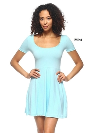 Capella Apparel Fit Flare Dress - Product Mini Image