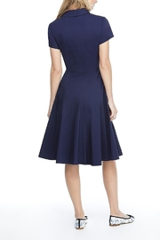 Gal Meets Glam Fit & Flare Shirtdress - Front full body