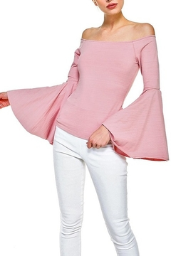 TCEC Fit & Flare Top - Product List Image