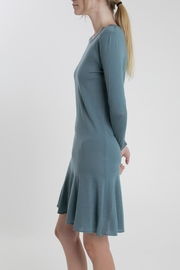 Thread+Onion Fit-N-Flare Knit - Front full body