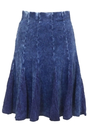 Hard Tail Fit-N-Flare Skirt - Front cropped