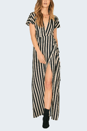 AMUSE SOCIETY Fit To Be Tied Dress - Product Mini Image