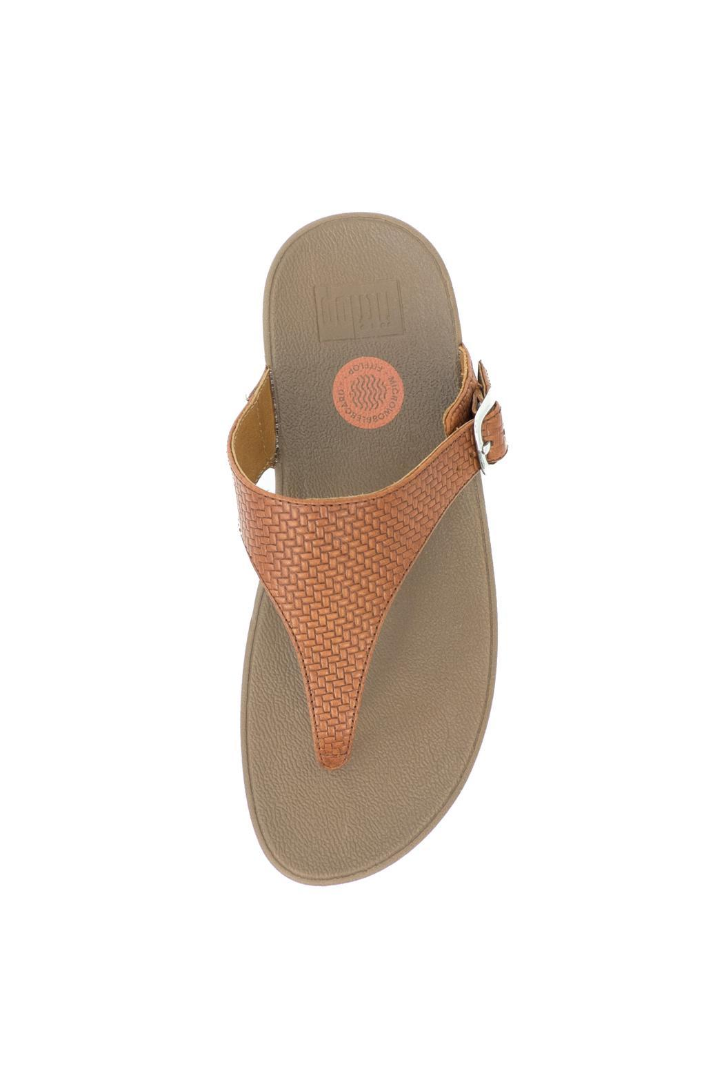 93ba717d2 Fitflop The Skinny Tan Sandal from Canada by Starlet — Shoptiques