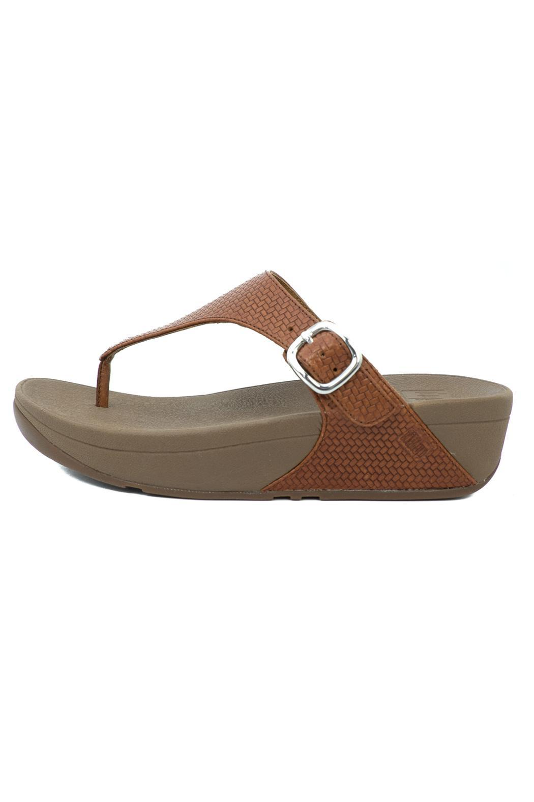 d755bf4fffbc Fitflop The Skinny Tan Sandal from Canada by Starlet — Shoptiques