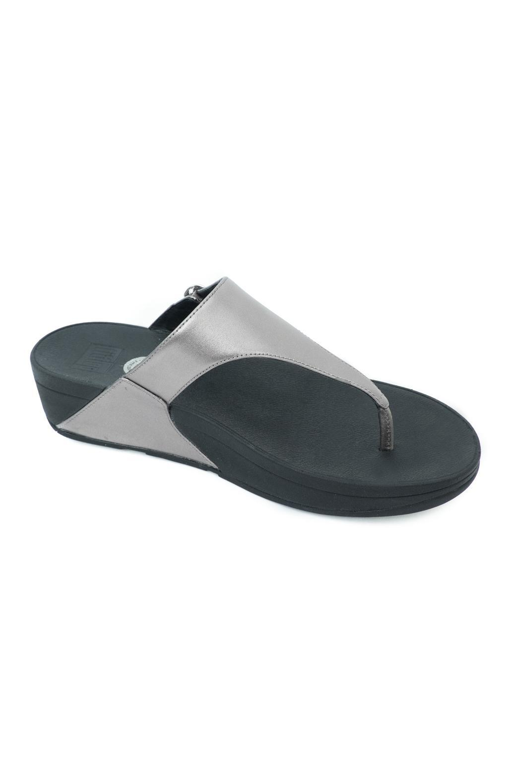 ca76883a5 Fitflop The Skinny Pewter from Canada by Starlet — Shoptiques