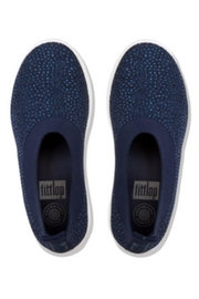 Fitflop Crystal Ballet - Front full body