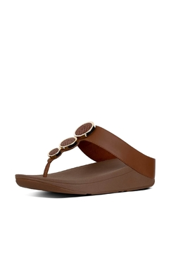 Shoptiques Product: Fitflop Halo Sandals