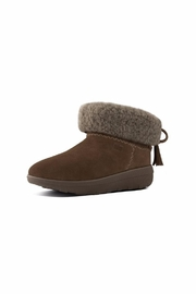 Fitflop Shorty Mukluk - Front full body