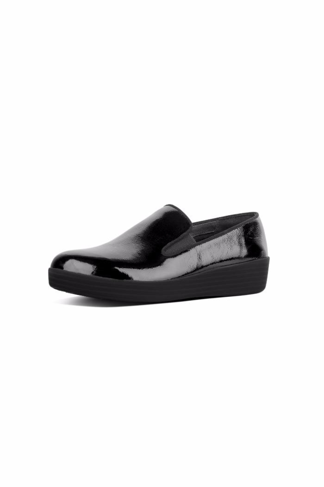 Fitflop Super Skate Sneakers - Front Cropped Image