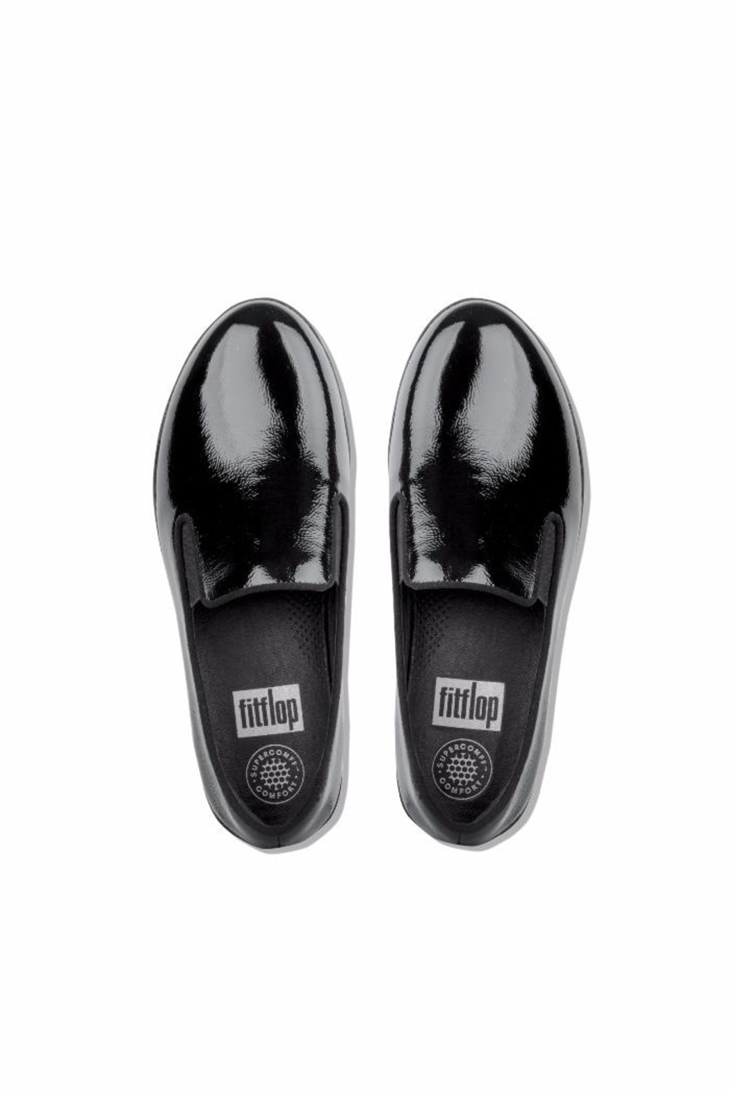 Fitflop Super Skate Sneakers - Side Cropped Image