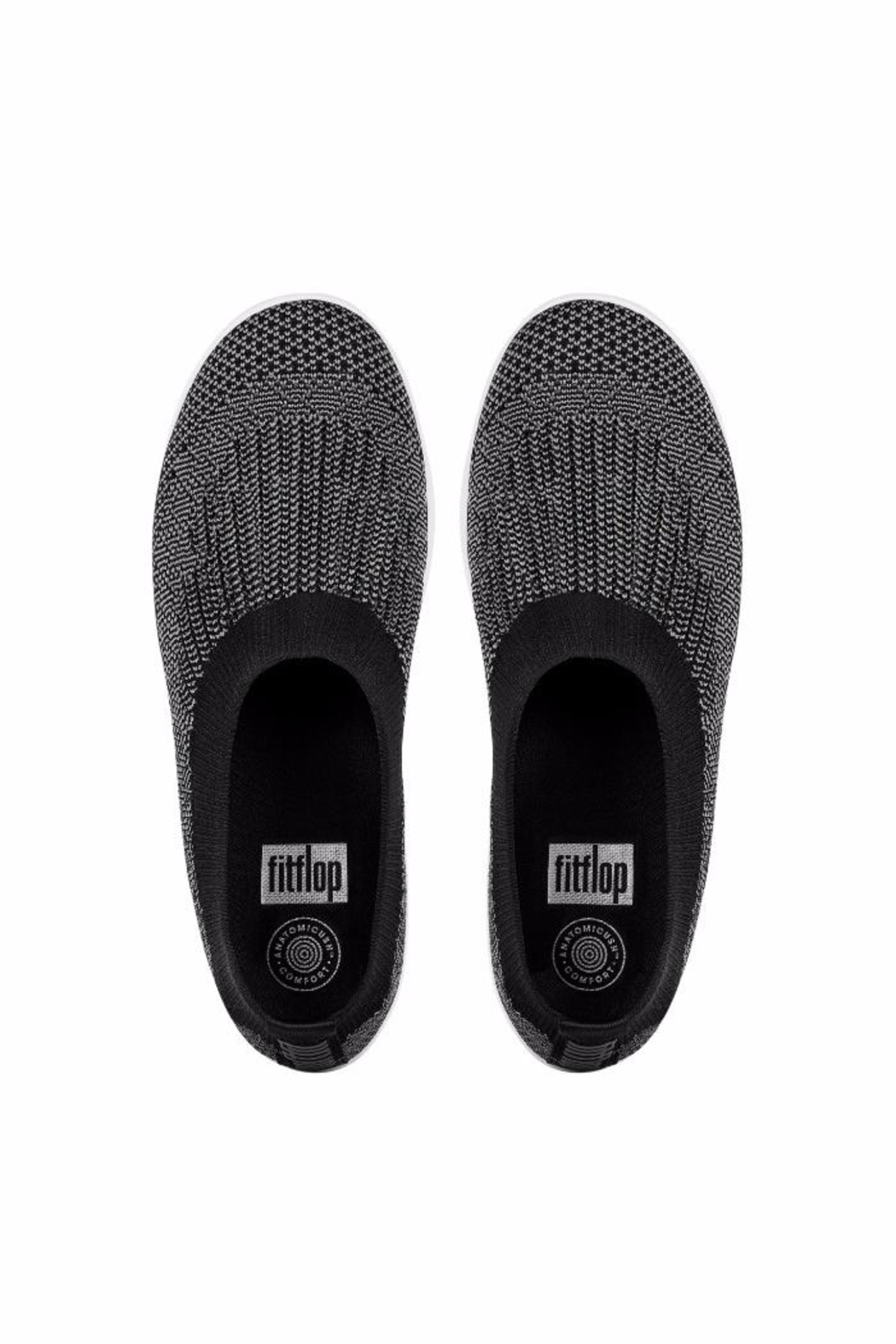 Fitflop Uber Knit Shoes - Front Full Image