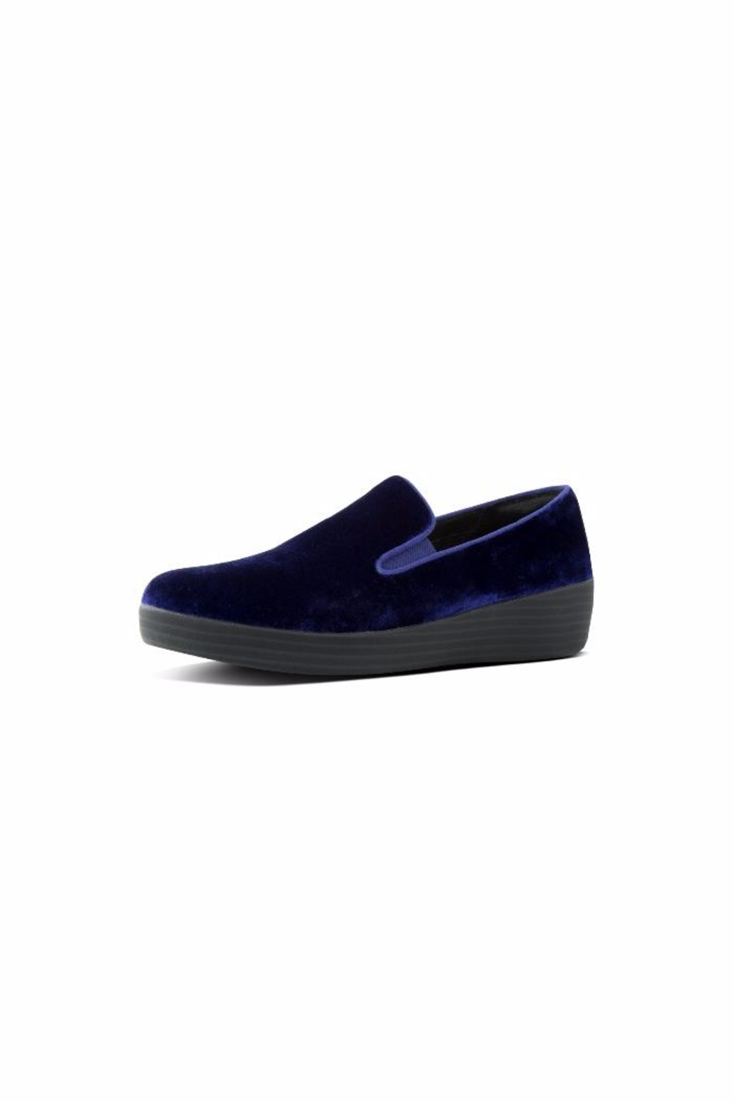 Fitflop Velvet Loafer - Main Image