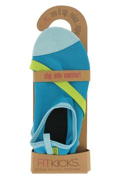 Shoptiques Product: Fitkicks Shoes Teal