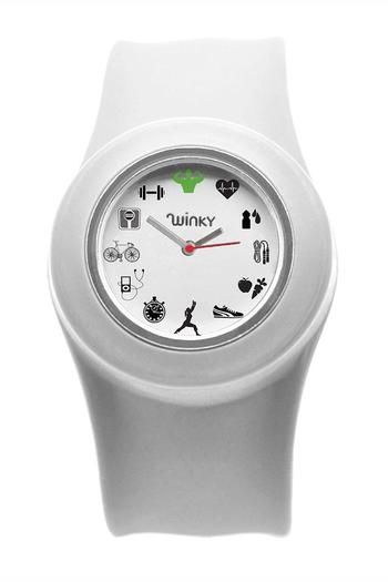 Winky Designs Water-Resistant Fitness Watch - Main Image